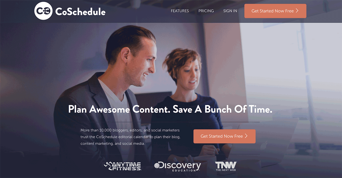 Schedule Content Promotion with CoSchedule