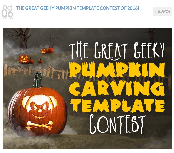 Contests for content are great for backlinks