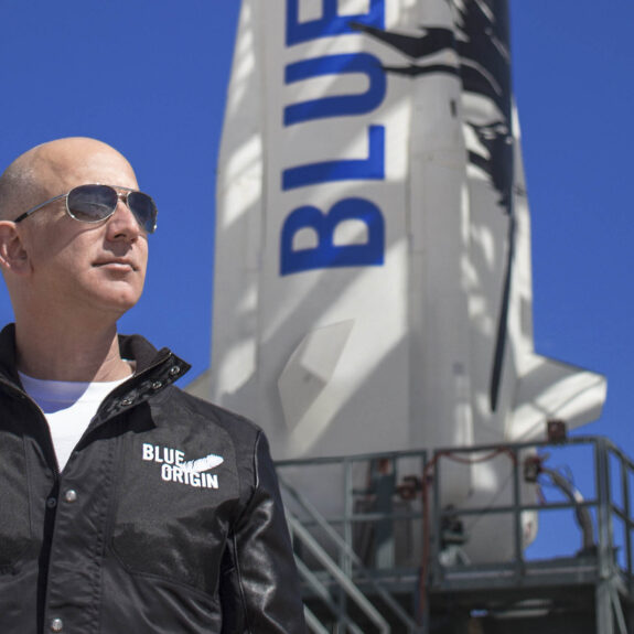 Jeff Bezos May Have a Space Company, But Amazon Advertising Was a Rocket Ship In Its Own Right in 2020 (And It's In for Another Boost This Year)