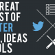 The Great Big List of Twitter Lists, Ideas, and Tools